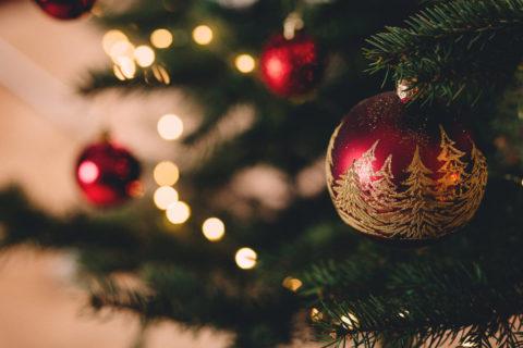 El reciclaje, también en Navidad